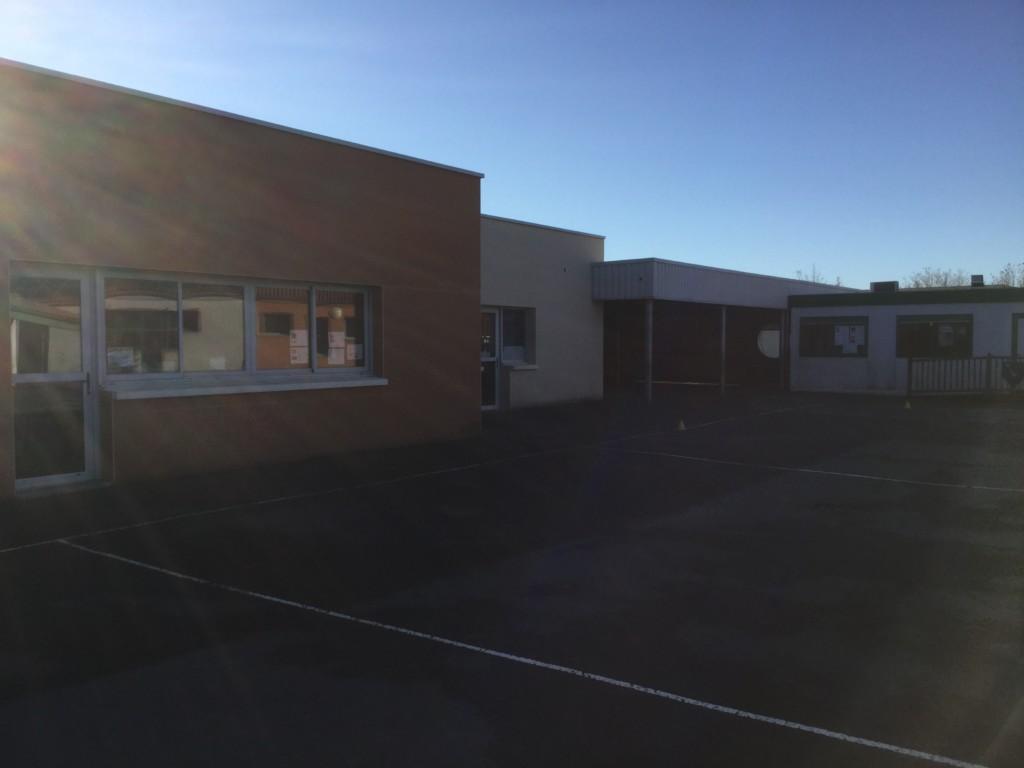 classes maternelles-CP et salle des maîtres